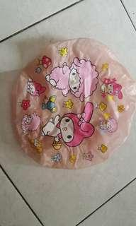 Hair cap shower my melody (20rb 3)