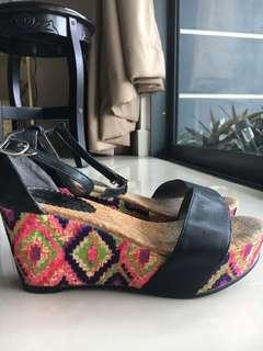 AZTEC WEDGES #EVERYTHING18