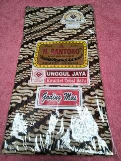 Batik Halus (Kain)