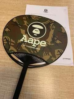 Aape 扇 電風扇 bathing ape 秋裝