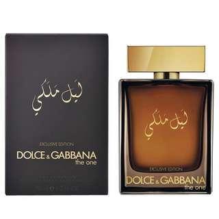 Tester dolce & gabbana the royal night 100ml