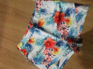 Just g floral shorts