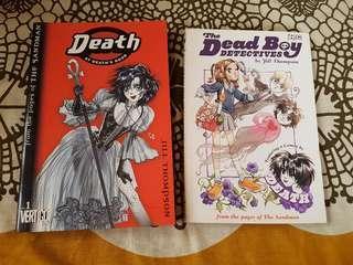 Death: at Death's Door, The Dead Boy Detectives by Jill Thompson