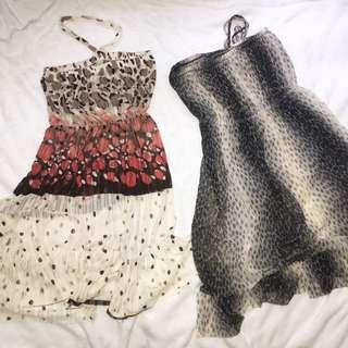 BUNDLE: Summer Dresses/ Bikini Cover-Ups