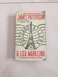🚚 *$4*The Postcard Killers by James Patterson & Liza Marklund