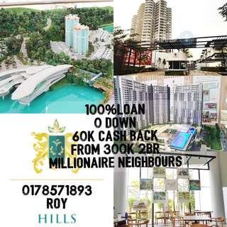 Nilai resort 5star millionaire lifestyle