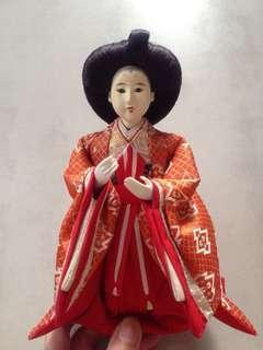 Japanese Vintage Doll
