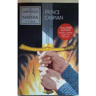 The Chronicles of Narnia (with a teacher's guide)
