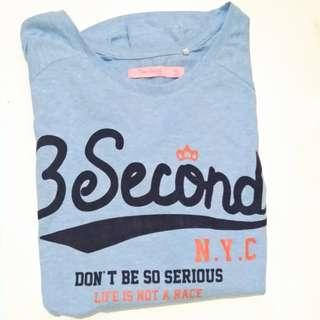 baju 3second