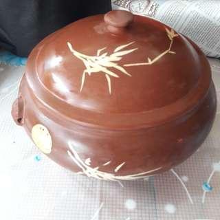 Zisha Cooking Pot