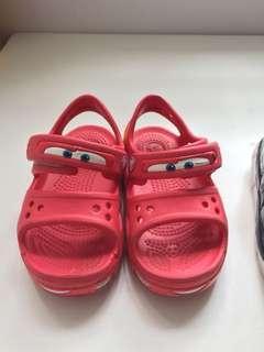 Crocs車王涼鞋