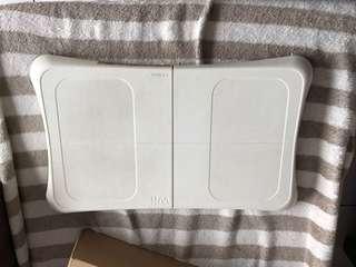 Wii fit平衡板便宜賣了