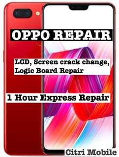 OPPO Repair, Phone Repair, LCD Repair, iPhone Repair