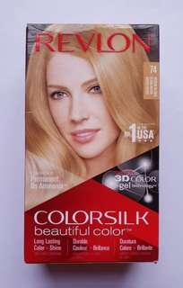 NEW: Import dr Sg REVLON Colorsilk Blonde/ Warna Pirang