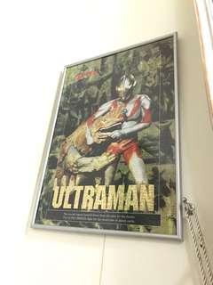 Ultraman jigsaw puzzle