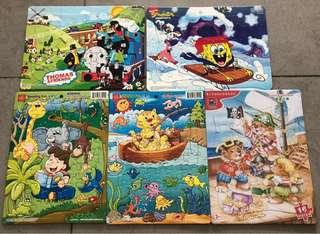Blessing- Jigsaw Puzzles