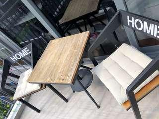 Table & Chair Set Outdoor