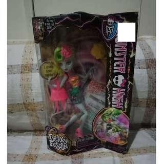 MONSTER HIGH Freaky Fusion Freaky Fusions Lagoonafire Doll