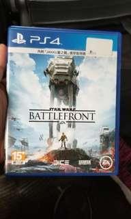 PS 4 ~ BATTLEFRONT