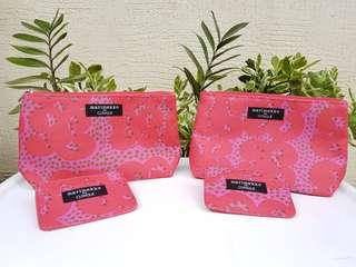 Clinique Pouch + Coin Purse Set