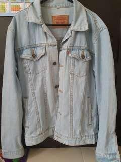 Jaket denim unisex
