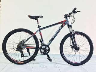 Brand new Trinx M500 mountain bike