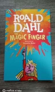 Roald Dahl Magic Finger