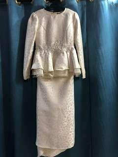 Baju Peplum (Sesuai Nikah) #OCT10 #SBUX50