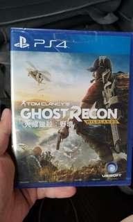 PS 4 Ghort Recon Wildlands 火線獵殺 野竟