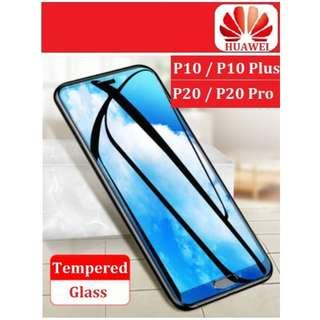 Huawei P series Tempered Glass screen protector