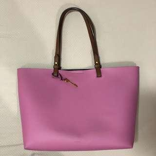 Fossil Rachel Tote (Pink)