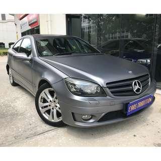 Mercedes-Benz CLC250 V6 / 7G-Tronic Auto