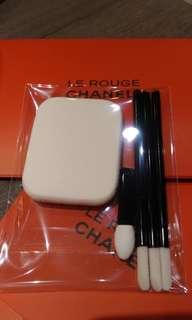 Chanel 化妝掃 sample 1 set