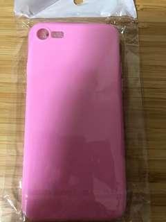 pink iphone8/7 cover
