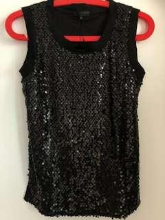 ICB Sequinned Top Size S