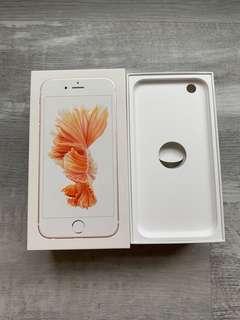 iPhone 6S box