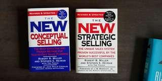 Strategic selling by miller heiman