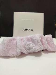 Chanel pink hairband