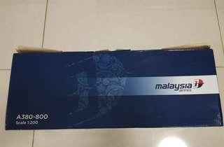 1/200 A380-800 Malaysia Airlines