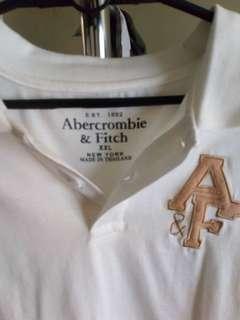 A&F size XXL