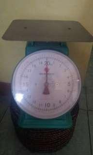 Micromatic Weighing Scale 20kg