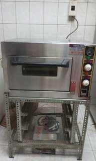 🚚 商業用烤箱