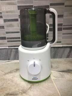 Phillips Avent Steamer & Blender