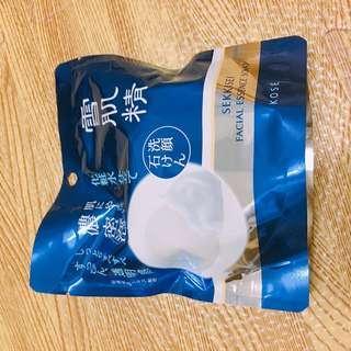 🚚 全新雪肌精Kose酵素潔顏皂