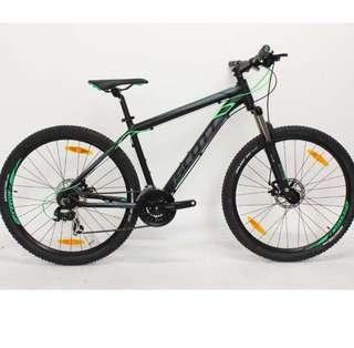 Brand new Scott aspect 770 mountain bike