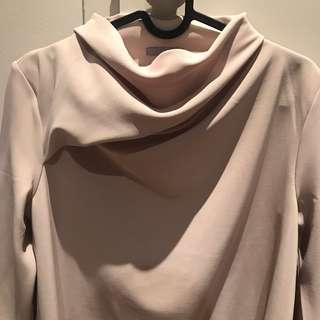 COS NUDE clothes shirt