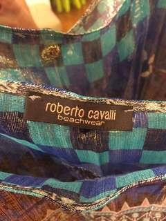 Roberto Cavalli beach wear brand New