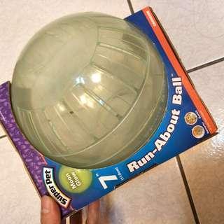 🚚 大顆寵物滾球