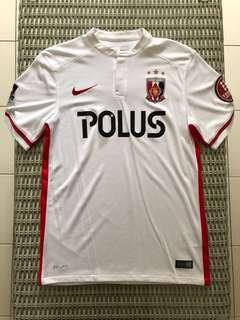 Nike💯% Authentic J-League Urawa Red Diamonds 2016 jersey for SGD$42 (size S)