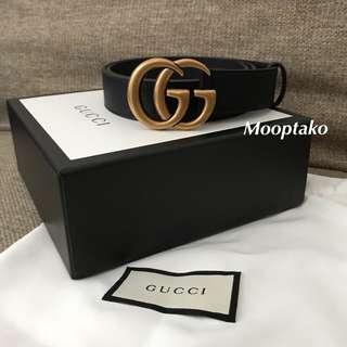 86d7ac8a65d Authentic GUCCI GG Marmont Belt 3cm